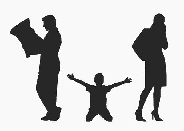 ¿Quién se queda con la custodia de los hijos en un divorcio?