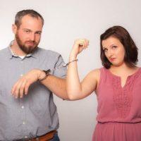 ¿Qué hacer si me quiero separar pero mi marido no se quiere ir?